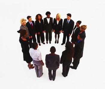 任何一个团队的组建都会经历一个从不信任