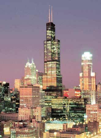 但仍是目前世界最高的双塔楼
